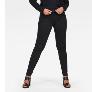 G-Star Shape 5622 High waist Super Skinny Jeans